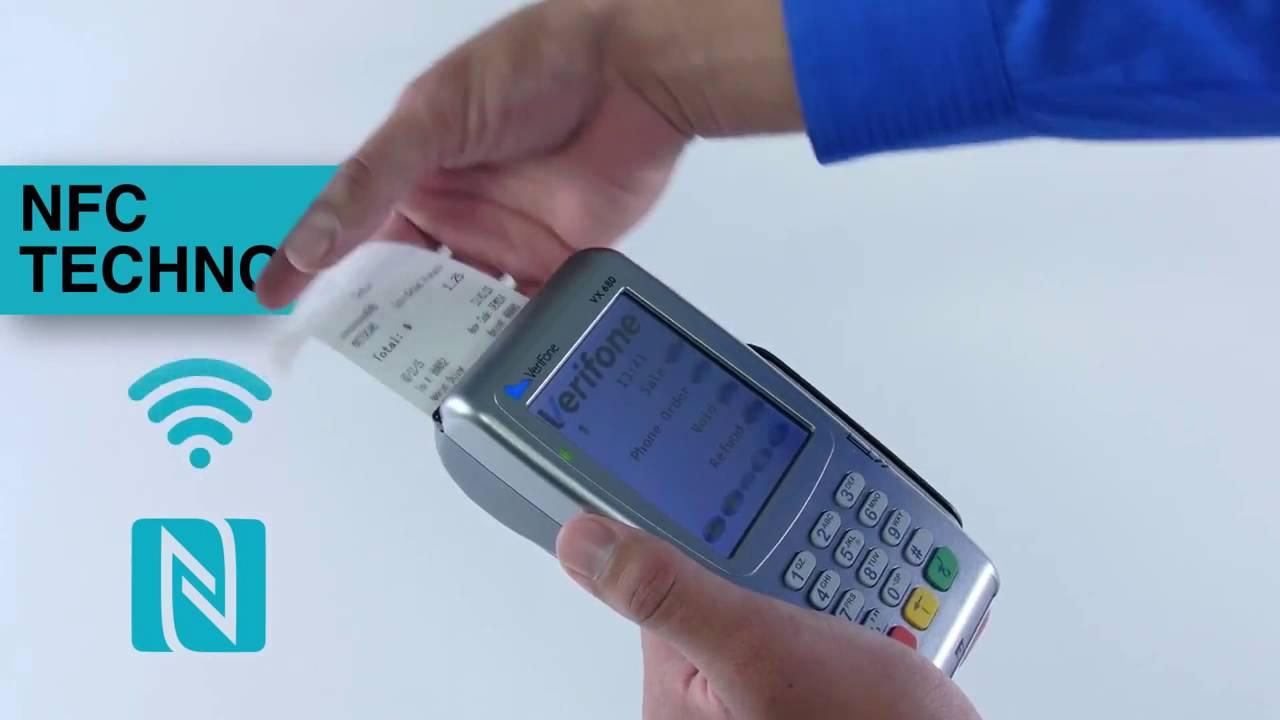 Verifone VX 680 Wireless Terminal By Global Merchant Services