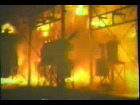 Responding to the 1990 Transformer Fire at Custer Substation