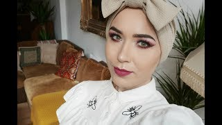 GLAM MAKEUP LOOK | NABIILABEE