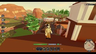 The Wild West ROBLOX New Guns