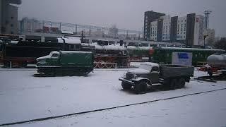 Музей железной дороги Киев