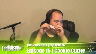 Fabblab 15: Cookie Cutters