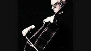 Rostropovich plays Shostakovich Cello Concerto No. 1 - 4/4