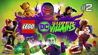 Twitch Livestream | Lego DC Super-Villains Part 2 (FINAL) [Xbox One]