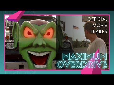 Maximum Overdrive Cast