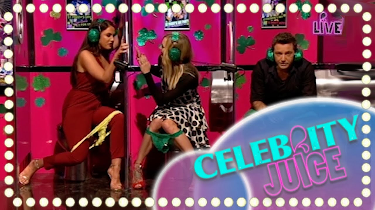 Celebrity Juice - Watch episodes - ITV Hub