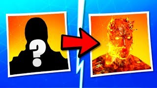 *NEW* SNOWFALL FIRE KING SKIN REVEALED! FORTNITE SNOWFALL PRISONER LEAKED (NEW SNOWFALL SKIN UPDATE)