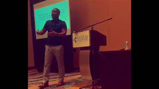 Performing GRACE during at the Society for Social Work Research (SSWR) 2020 Annual Conference.