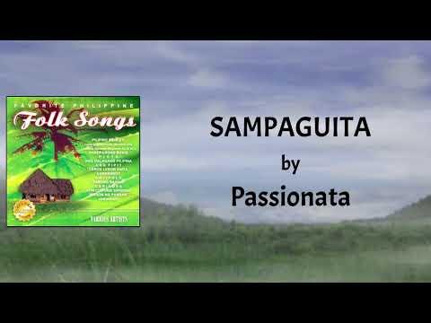 Sampaguita (Lyrics Video) - Passionata