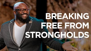 Download Mp3 Breaking Free From Strongholds   Dr. Eric Mason   James River Church
