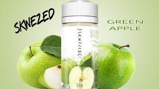 Skwezed Green Apple E Liquid Review