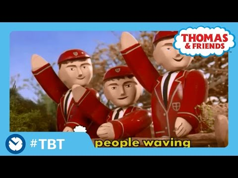 It's Great to Be An Engine | TBT | Thomas & Friends