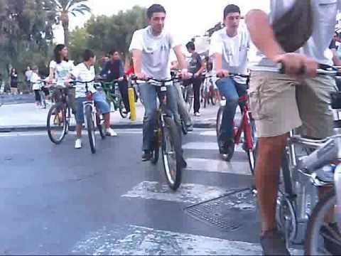 World car Free Day in Heraklion Crete 2009 Part 3