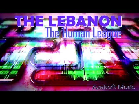 The Human League - The Lebanon (Axelsoft's Office Xmas Party Remix)
