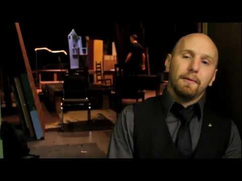 Witness for the Prosecution Cast Interviews: Brandon Hobratschk