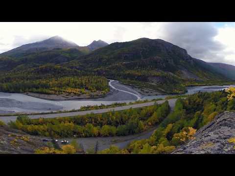 Beginning Rock Climbing Class - Thompson Pass, Alaska