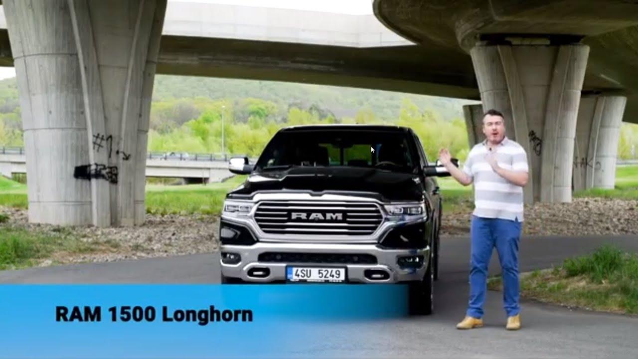 Videodojmy: Obří RAM 1500 je nečekaný adept na dokonalé rodinné auto