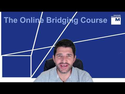 Online Bridging Course Explainer