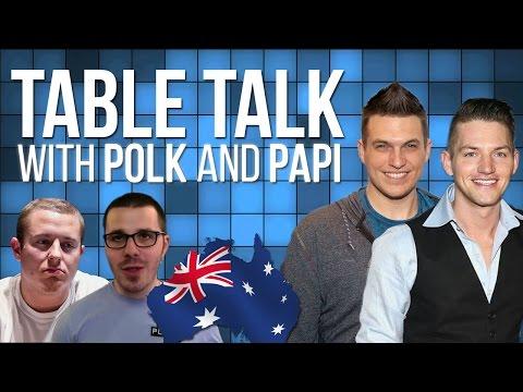 Table Talk w/ Polk And Papi - Brian Hastings, Dan Smith, Reporter Fired, Australia Ban