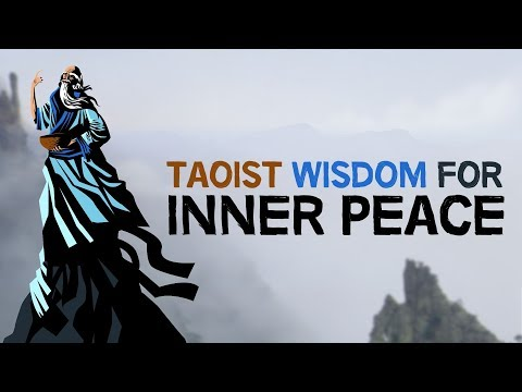 Taoist Wisdom For Inner Peace