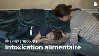 Premiers secours : Intoxication alimentaire | Secourisme