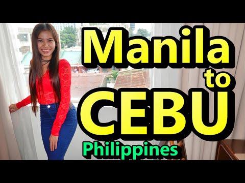 Manila to Cebu Philippines Wanderlusting