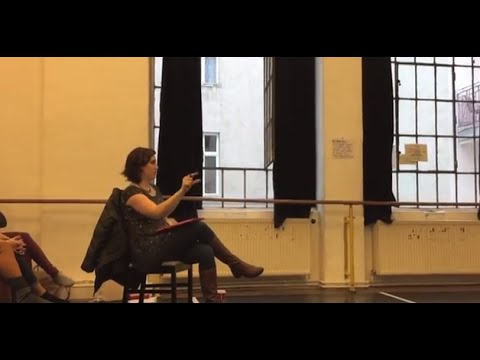 Natalie Weiss  Teaching Reel #2 - Europe Edition