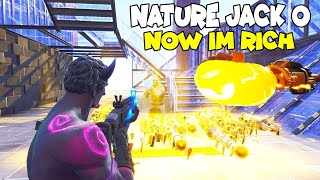 Il vient de perdre sa nature Jack O 😱 (Scammer Obtient Scammed) Fortnite Save The World