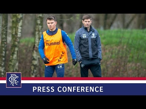 PRESS CONFERENCE | Gerrard & Middleton | 23 Nov 2018