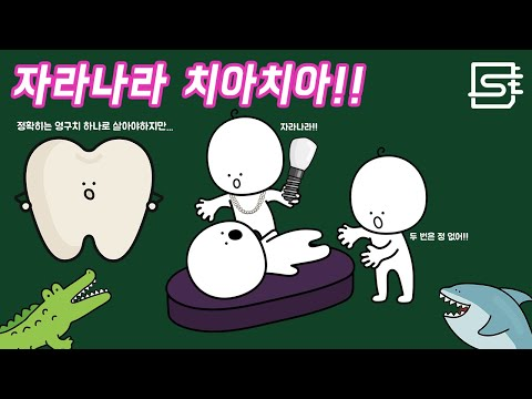 Why Do Our Teeth Grow Only Twice? from YouTube · Duration:  3 minutes 52 seconds