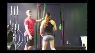 Ultimate Wedding Workout- Chinup yorktown trainer