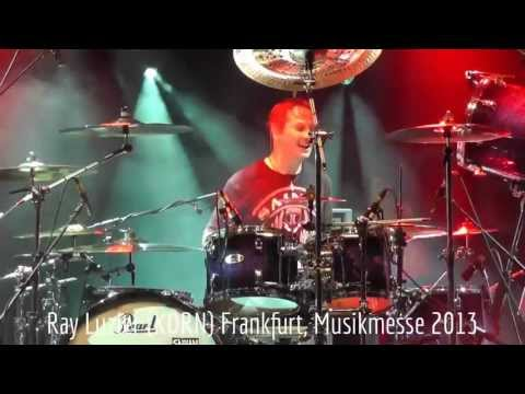 Ray Luzier (KoRn) Full Show - Frankfurt, Musikmesse 2013 Re-mastered Sound (HD)