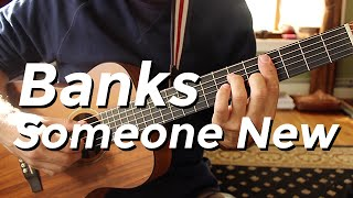 Banks - Someone New (Guitar Tutorial) by Shawn Parrotte