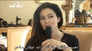 هذه قصَّة مونيكا بيلوتشي مع الثَّورة في إيران