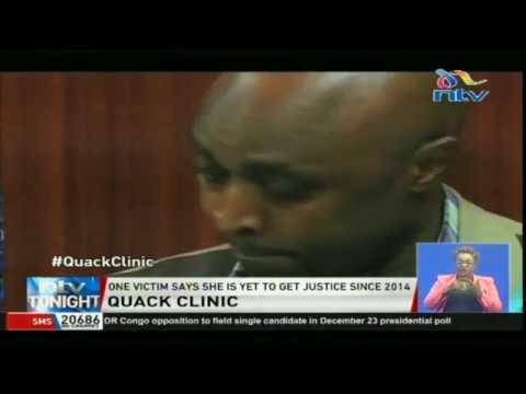 More victims open up about experiences under quack 'Dr. Mugo'