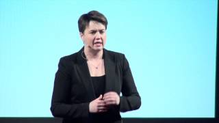 Scottish independence and nationalism in the 21st century: Ruth Davidson at TEDxGoodenoughCollege