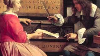 WILLIAM BYRD : ALMAN - Alfonso Fedi, harpsichord
