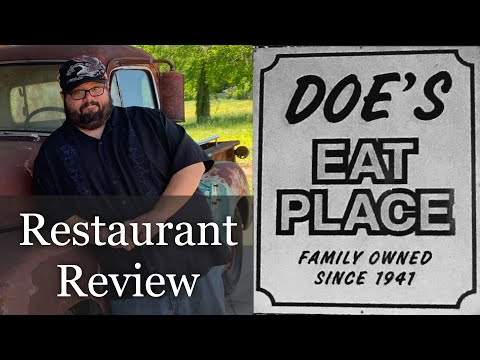 Doe's Eat Place In Greenville, MS: A Restaurant Review