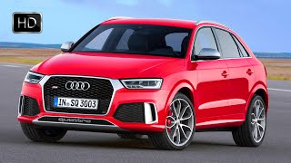 2015 Audi RS Q3 2.5 TFSI Quattro Facelift Test Drive HD