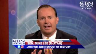 Sen. Mike Lee on Russia Probe: There's No 'There' There