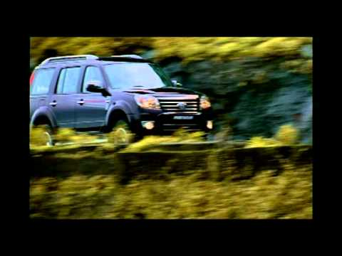 Ford Endeavour Product Video