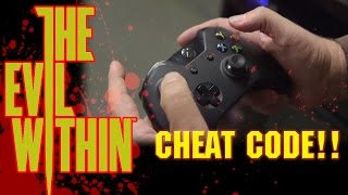 The Evil Within - Cheat Code!!