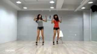 สาวเกาหลีเต้นเซ็กซี่มาก