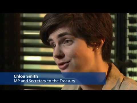 Chloe Smith, MP for Norwich North and Economic Secretary to the Treasury