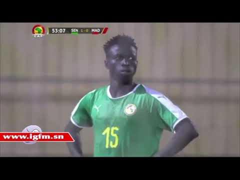 SÉNÉGAL vs MADAGASCAR – Résumé du match