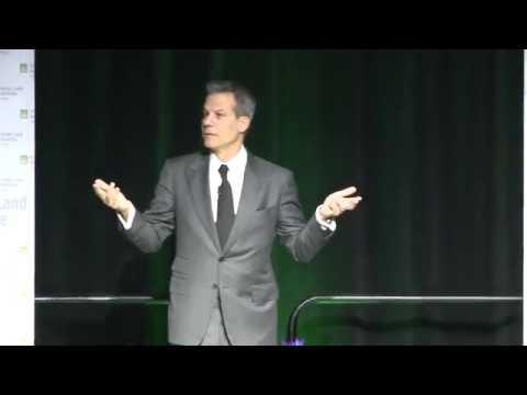 Richard Florida & Premier Kathleen Wynne   ULI Toronto Symposium