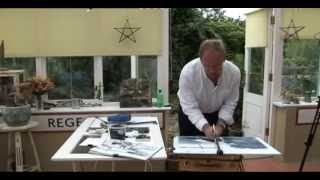 The Challenge of Watercolour with Mike Chaplin RWS