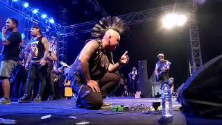 Kegiatan anak Punk's reformasi dalam menyambut kedatangan band TOTAL CHAOS - 2019