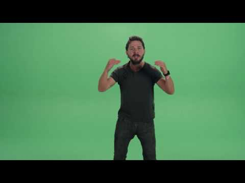 "Shia LaBeouf ""just do it"" Motivational Speech(100% original video)"