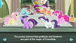 My Little Pony Friendship is Magic: Rarity Takes Manehattan (Storybook App For Kids)